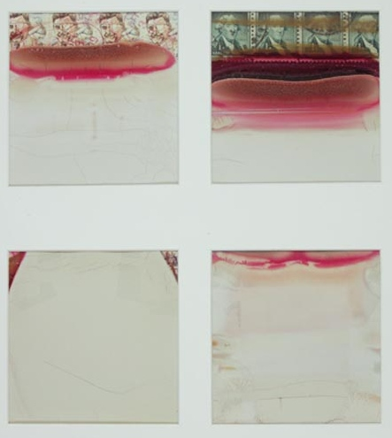 from Polaroid Quartets by Abraham Ravette