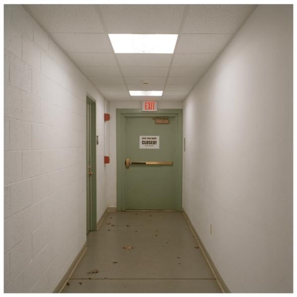 Joerg Colberg, Corridor #16, No Exit from Higher Education