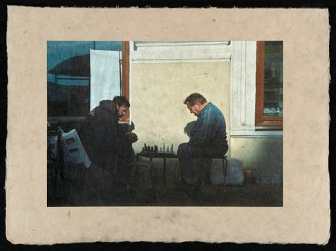 Stan Sherer, Chess, St. Petersburg, Russia