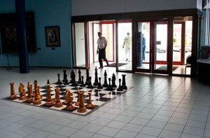 Central Hall of Chess City