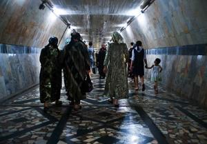The Tashkent Subway