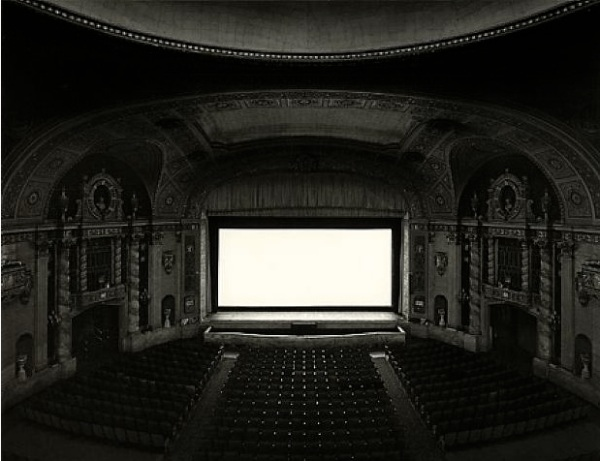 Theatre by Hiroshi Sugimoto