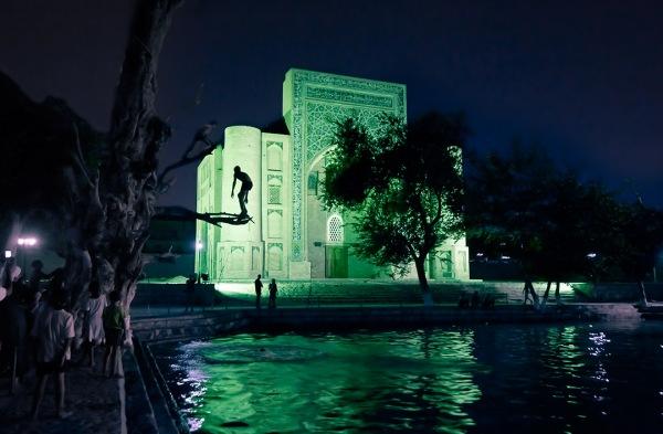 Bukhara Pool, Uzbekistan, 2011