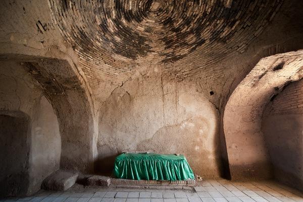 Mausoleum, Turkmenistan, 2011