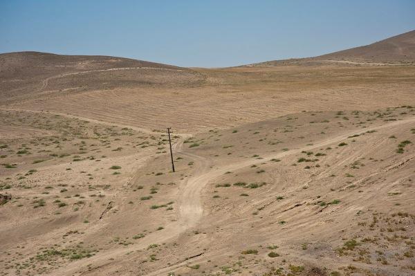 Desert, Uzbekistan, 2011